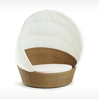DEDON: Orbit - Loveseat - natural
