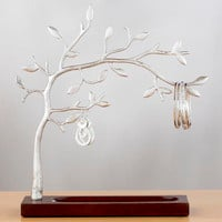 Tree Jewelry Stand with Base