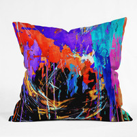 DENY Designs Home Accessories | Holly Sharpe Energy Throw Pillow