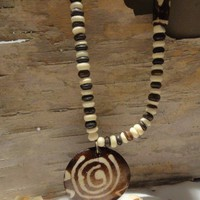 Spiral of Life Unisex Necklace