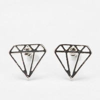 Diamonds Are Forever Earring