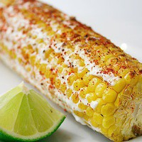 Yummy food / Mexican Grilled Corn, THE BEST!!!