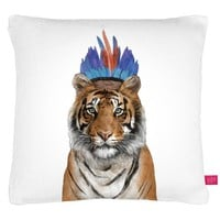 Street Market —  Ohh Deer - Artemis Cushion By Jamie Mitchell
