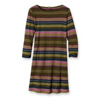 Patagonia Women's 3/4-Sleeved Au Bateau Dress