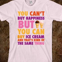 Buy Ice Cream - Just for Fun