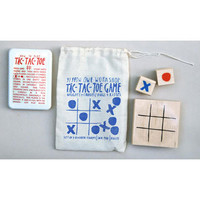  Tic Tac Toe Stamp Set