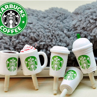 Starbucks Mug Dust Plug Dust Cap