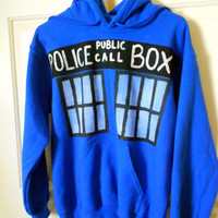 TARDIS - Doctor Who - Hoodie