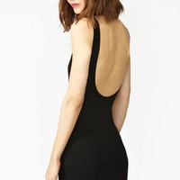 Runaways Dress - Black