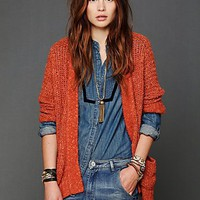 Free People Winter's Child Cardigan
