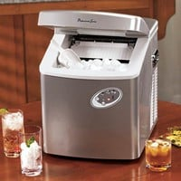Portable Ice Makers @ Fresh Finds