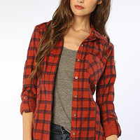 The Ski Lodge Flannel Shirt