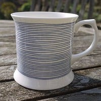 Bone China Cotton Reel Cup