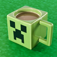 Minecraft Mug at Firebox.com