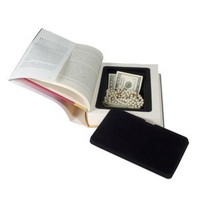 Book With A Hidden Diversion Security Mini Small Personal House Fake Secret Safe