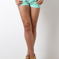 Paradise Blues Shorts