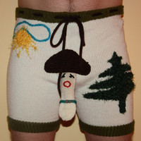 Sexy men Shorts Handmade, Men, Present, Gift Underwear