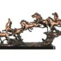 Horse Statue | Eight Running Horses