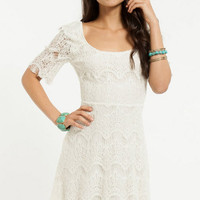 Angeline Skater Dress $37