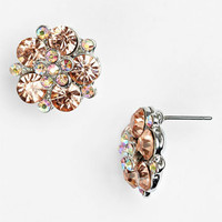 Kool Connections Rhinestone Cluster Earrings | Nordstrom
