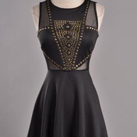 Rock n Road Glamour Dress
