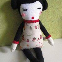 "Japanese Doll ""Cherry Blossom&.. on Luulla"