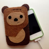 Ewok Phone Cozy