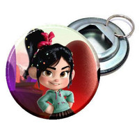 Bottle Opener - Wreck It Ralph Cute Vanellope