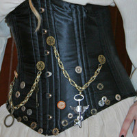 Steampunk Threads:
