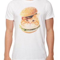 Burger Cat T-Shirt - 994078