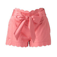 Forever New Scallop Shorts M by Shop Le Blog de Sushi