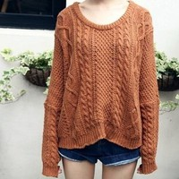 Shannon Sweater by Seek Vintage