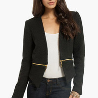 Lady Like Blazer $51