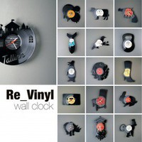 Wall clock from Pavel Sidorenko Design | Made By Pavel Sidorenko | £28.00 | Bouf