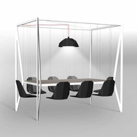 Swing Table from Duffy London | Made By Duffy London | 5595.00 | Bouf