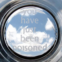 The Prisoner You Have Just Been Poisoned Pint Beer by seanmragan