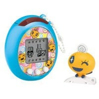 Amazon.com: TamaTown by Tamagotchi Tama-Go - Blue with Memetchi: Toys &amp; Games
