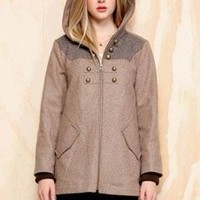 Gentle Fawn Tempt Coat | Tigertree Tempt Coat