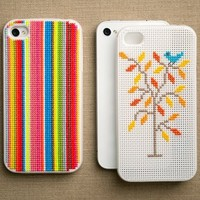 Imported DIY Cross Stitch iPhone Case | Tigertree DIY Cross Stitch iPhone Case