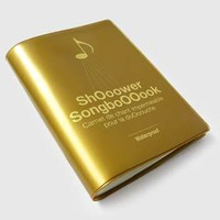 Shower song book