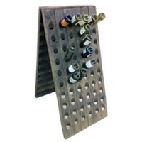One Kings Lane - Wine Country Harvest - Clayton Oxford Sonoma Wine Rack, XL