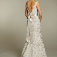 Bridal Gowns, Wedding Dresses by Alvina Valenta - Style AV9161