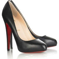 Christian Louboutin Declic leather pumps [2010100402] - &amp;#36;189.00 : Christian Louboutin Shoes On Sale, Enjoy 75% Off The Shoes Outlet!