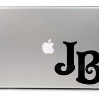 "VINYL- Your Initials (11.6"" MacBook Air)"