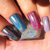 SpectraFlair Holographic Top Coat -  ON SALE - 13ml Bottle