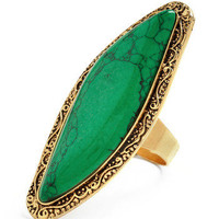 Legend Has It Ring | Mod Retro Vintage Rings | ModCloth.com