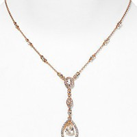 "Carolee Illusion Y Necklace, 16"" - All Jewelry - Bloomingdales.com"