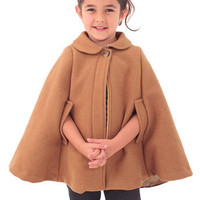 Kids Wool Cape | Shop American Apparel