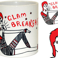 TopatoCo: Glam Breakfast Mug