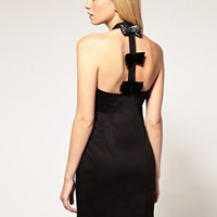 ASOS | ASOS Dress with Bow Back at ASOS